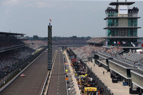 The Indianapolis race, to be held Sunday, Sept. 9, was the biggest schedule change for NASCAR as it tries to breathe some life into what used to be one of its biggest events.