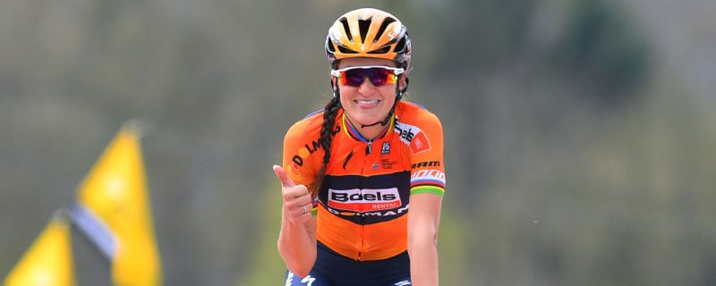 UCI to introduce minimum wage for top professional women riders by 2020