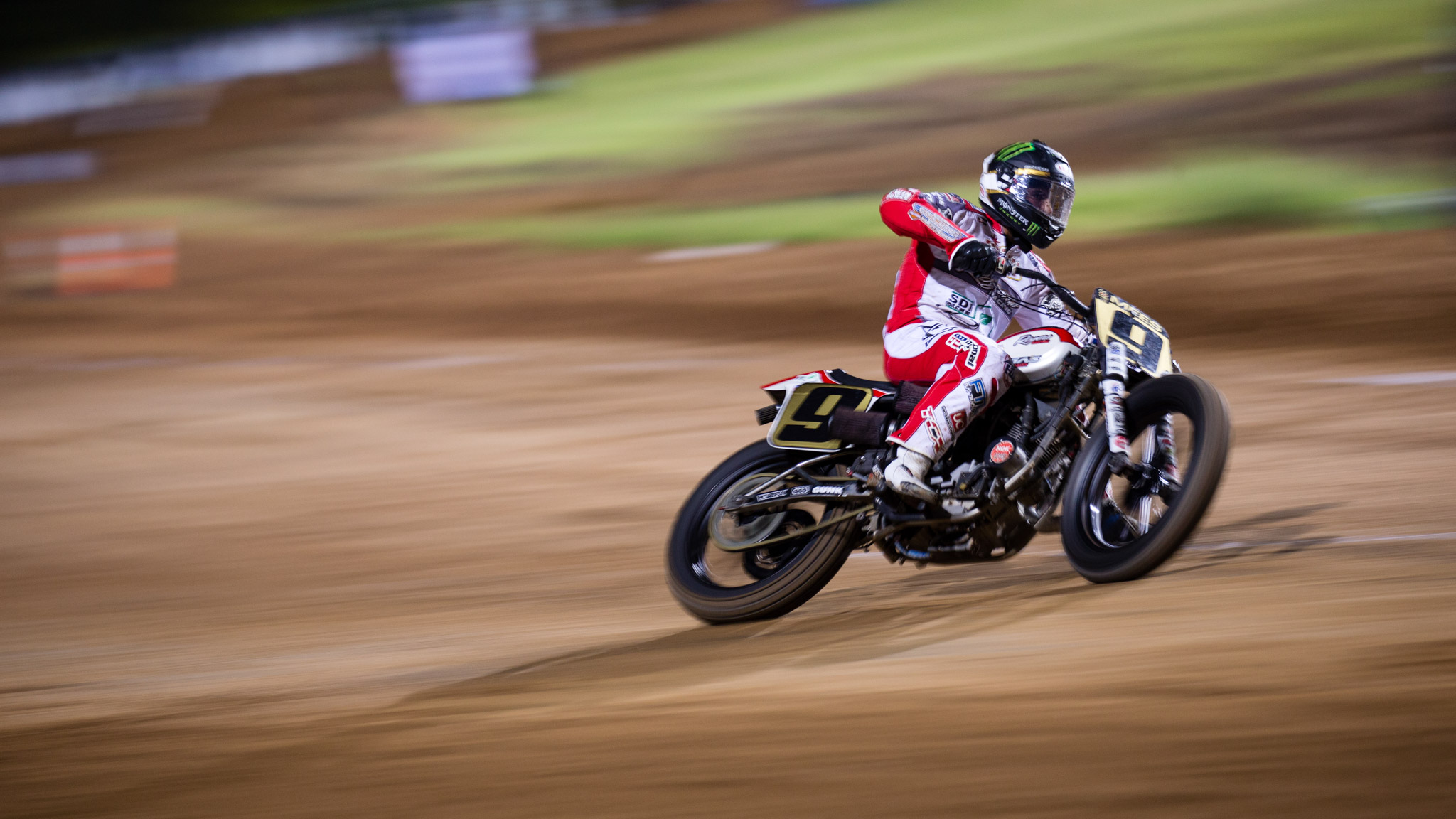 Moto X Flat Track: Jared Mees