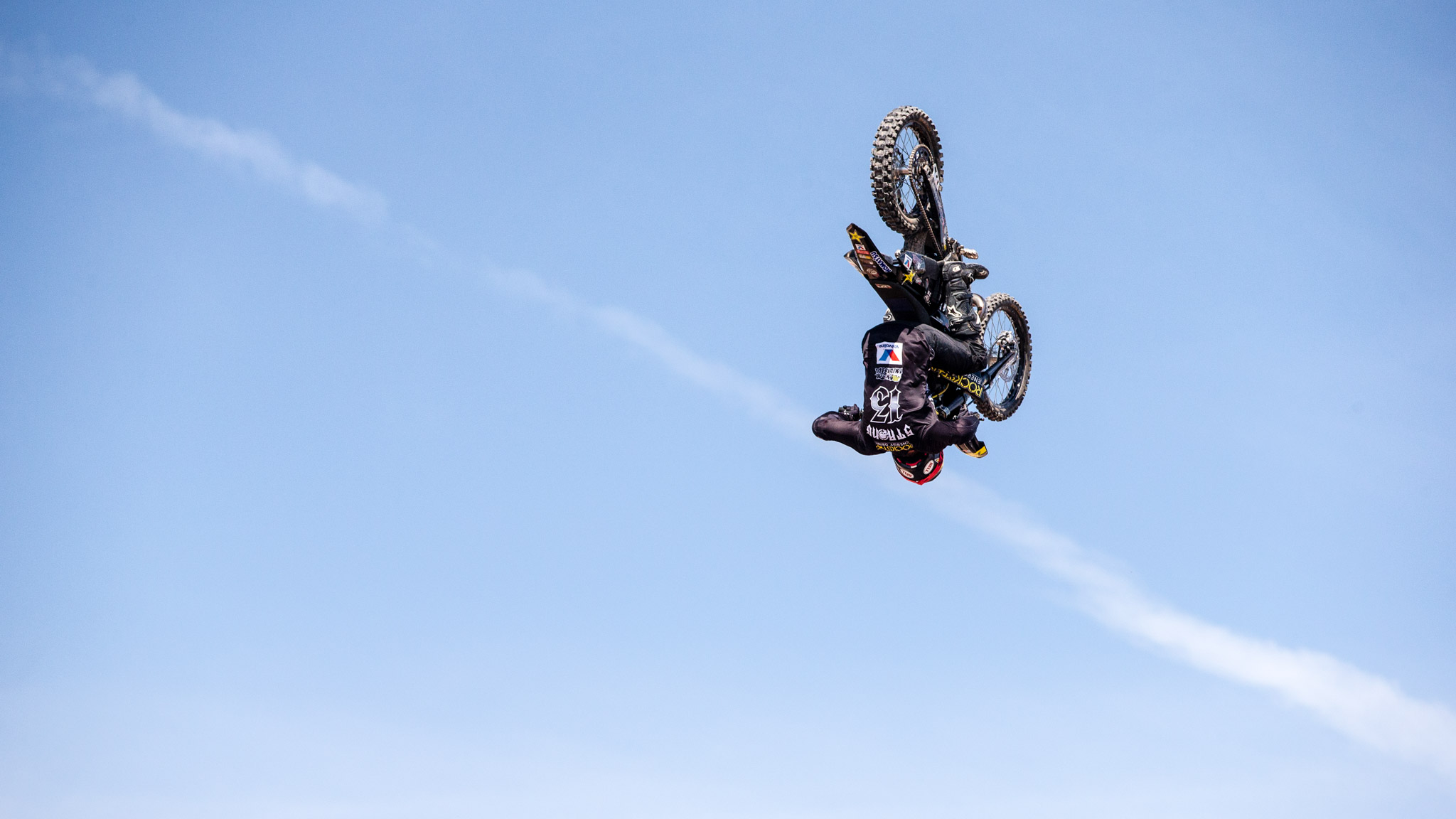 Moto X Best Trick: Jacko Strong