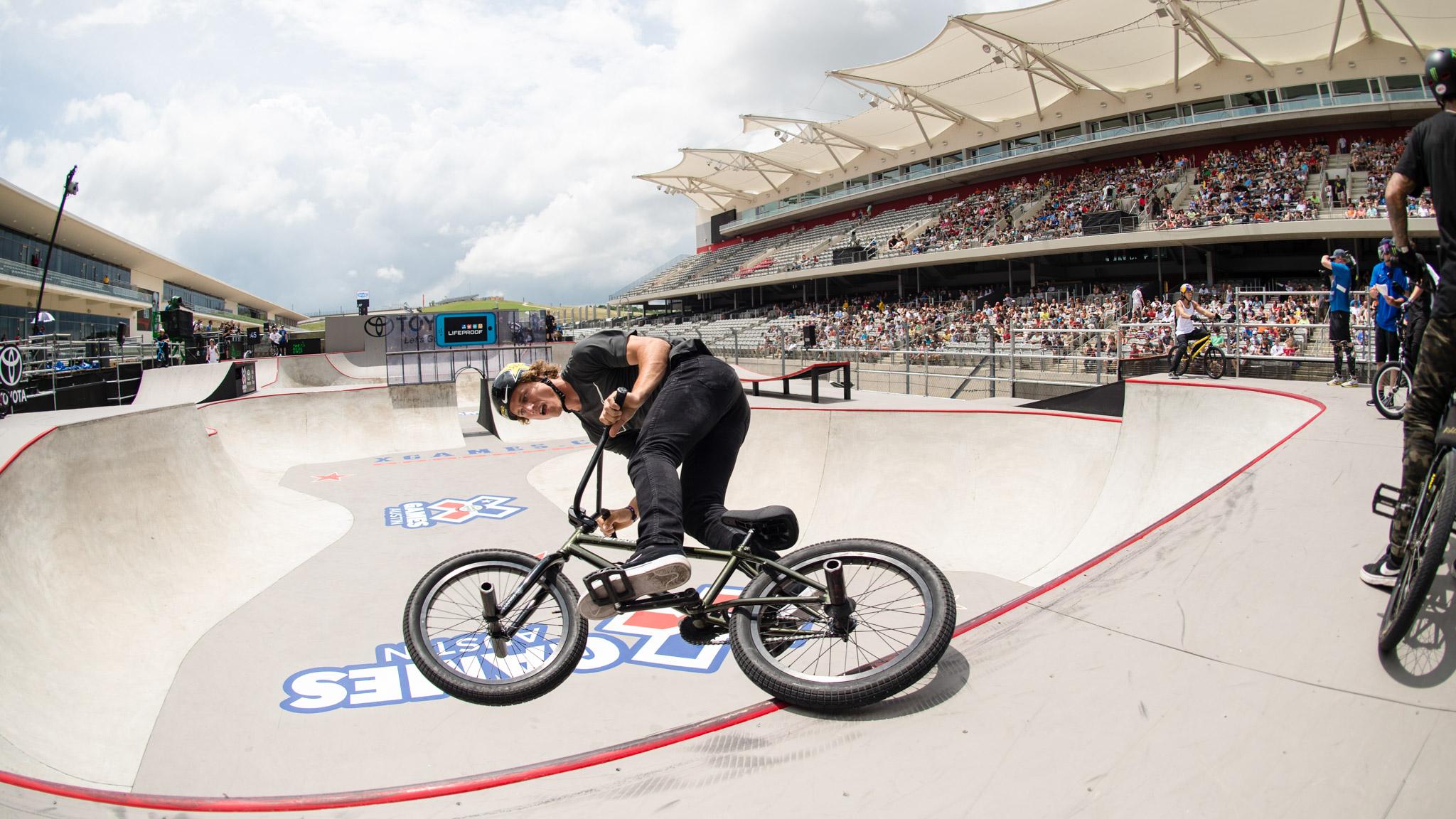 Dennis Enarson: BMX Park