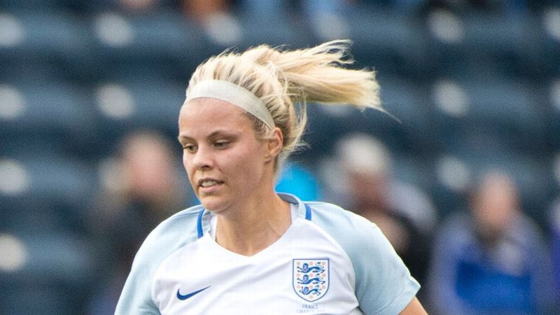 rachel daly collapses during match  treated for heat illness