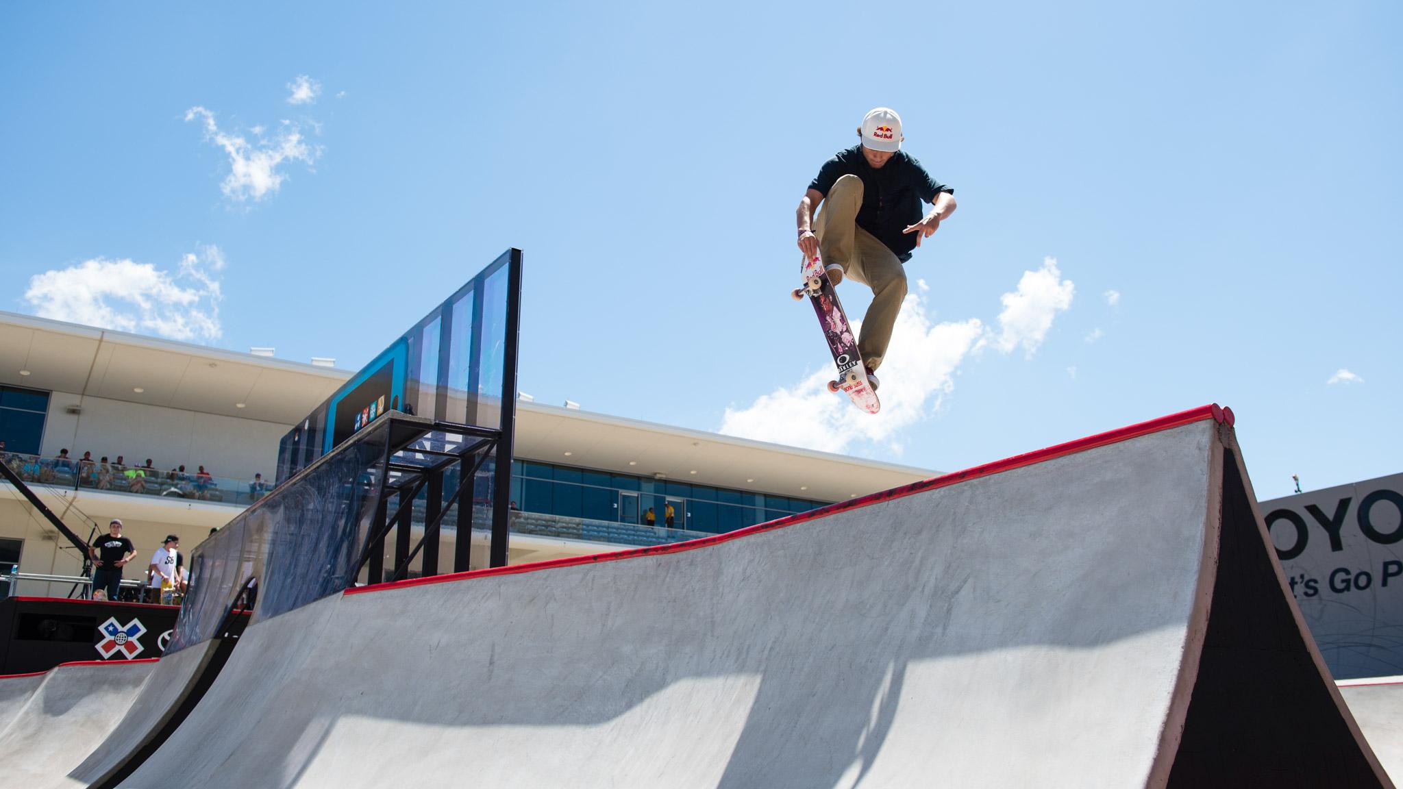 Skateboarding: Alex Sorgente