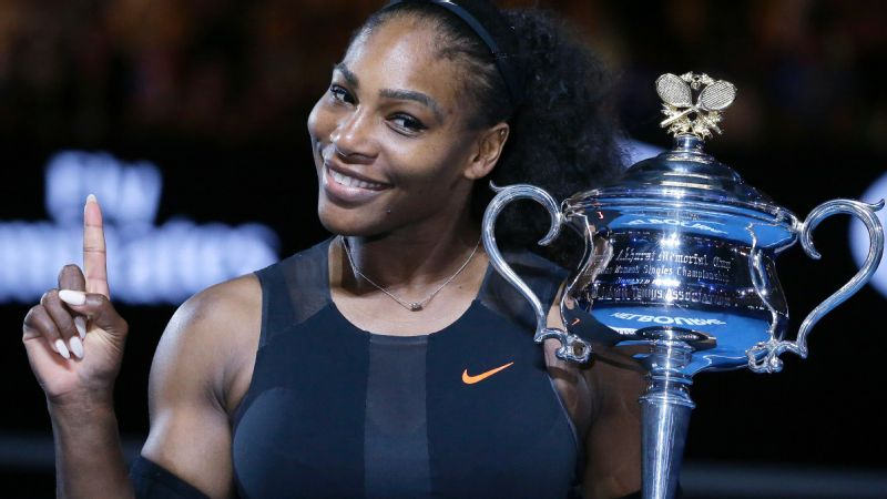 Serena Williams' fiancé reveals her unusual pregnancy cravings