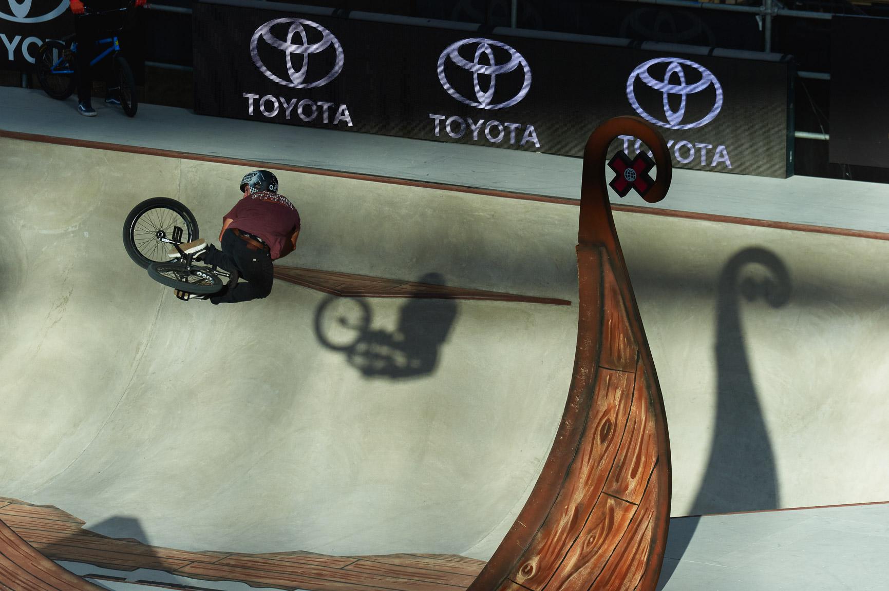Men's BMX Park