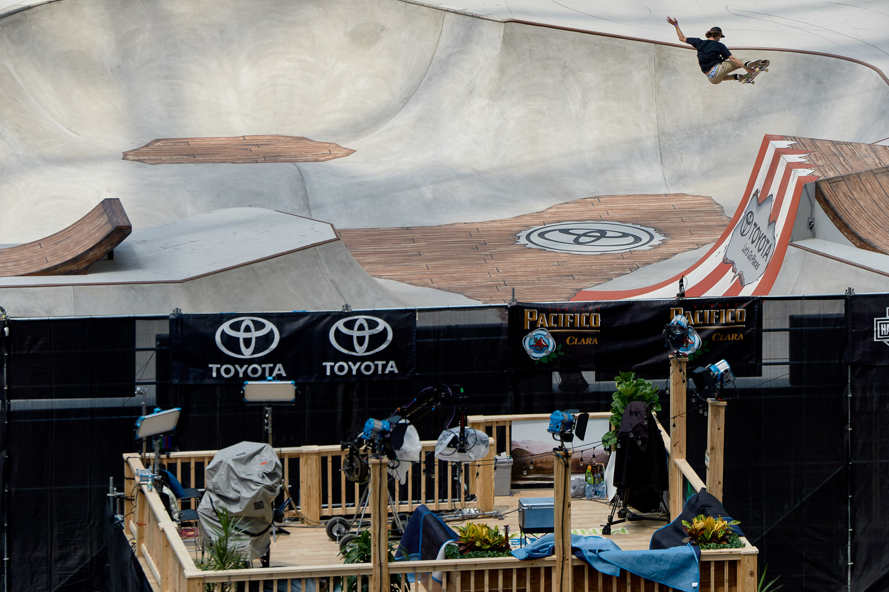 Tom Schaar, who currently has five X Games Skateboard Big Air medals to his credit, prepares to compete in Park on Thursday at X Games Minneapolis. The Men's Skateboard Park final goes down at 2:30 p.m. ET Sunday.