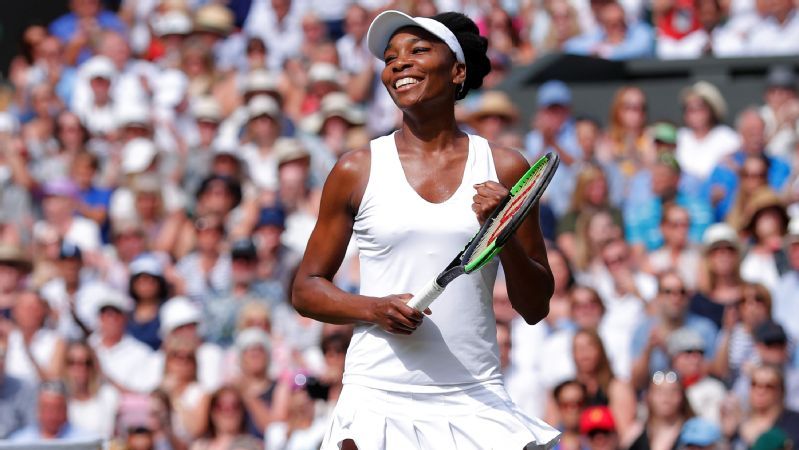 Venus Williams lost in the Wimbledon final, but that has only motivated her as she heads into the year's last Grand Slam.