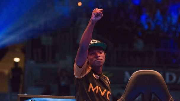 Saleem Salem Young, hot off his win at the Evolution Championship Series, pockets another title at DreamHack: Atlanta.