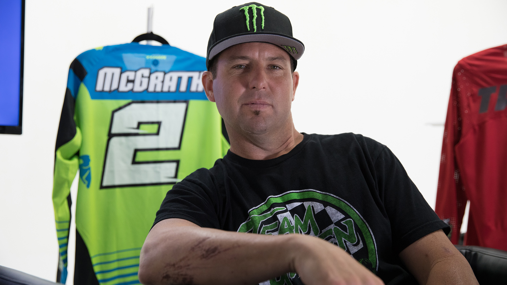 Judge: Jeremy McGrath