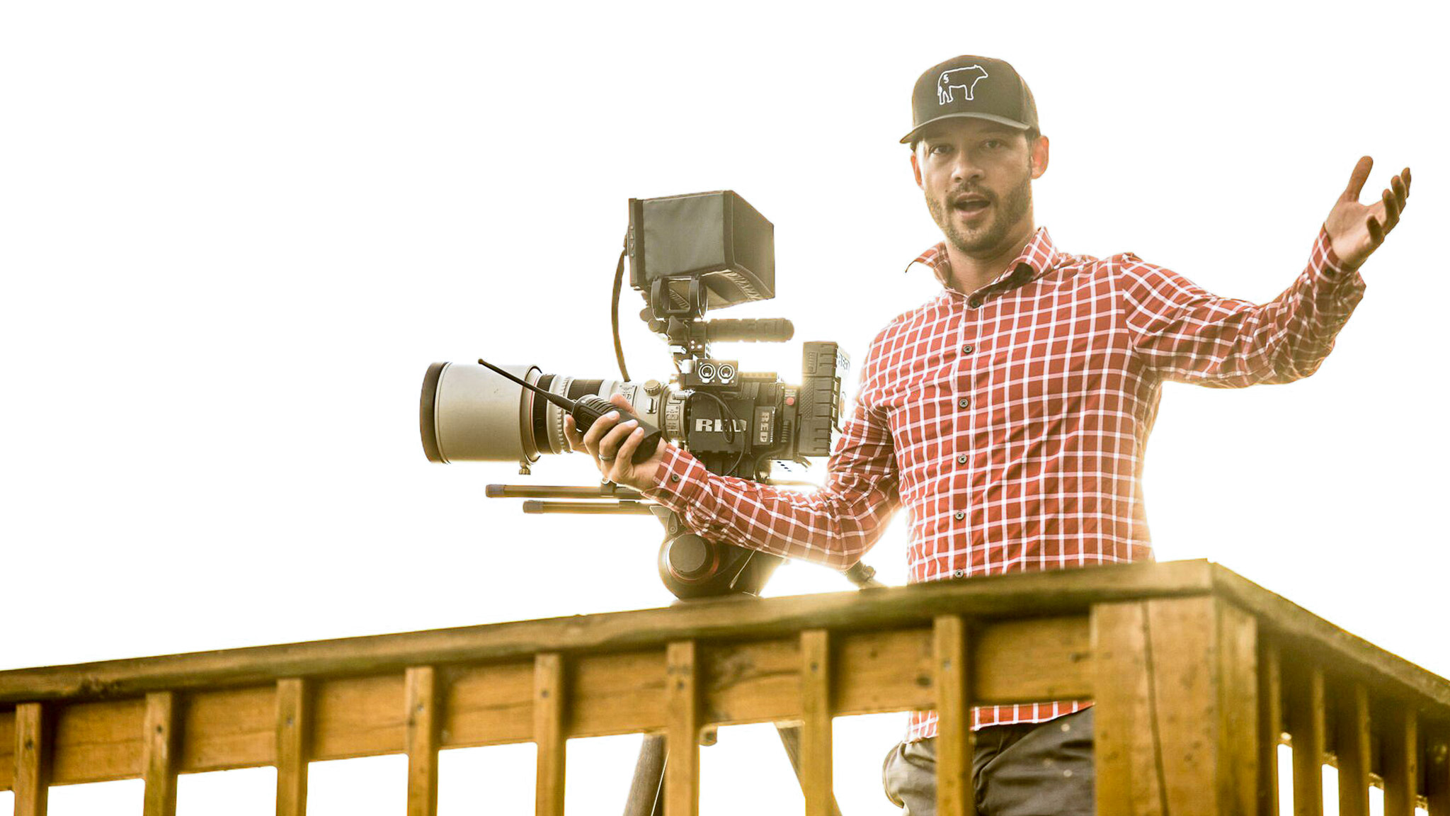 Lafferty's filmer: Wes Williams