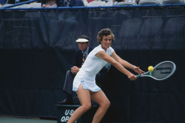 At age 16, Pam Shriver upset Martina Navratilova in the semifinals of the 1978 US Open to advance to the final, where she fell to Chris Evert.