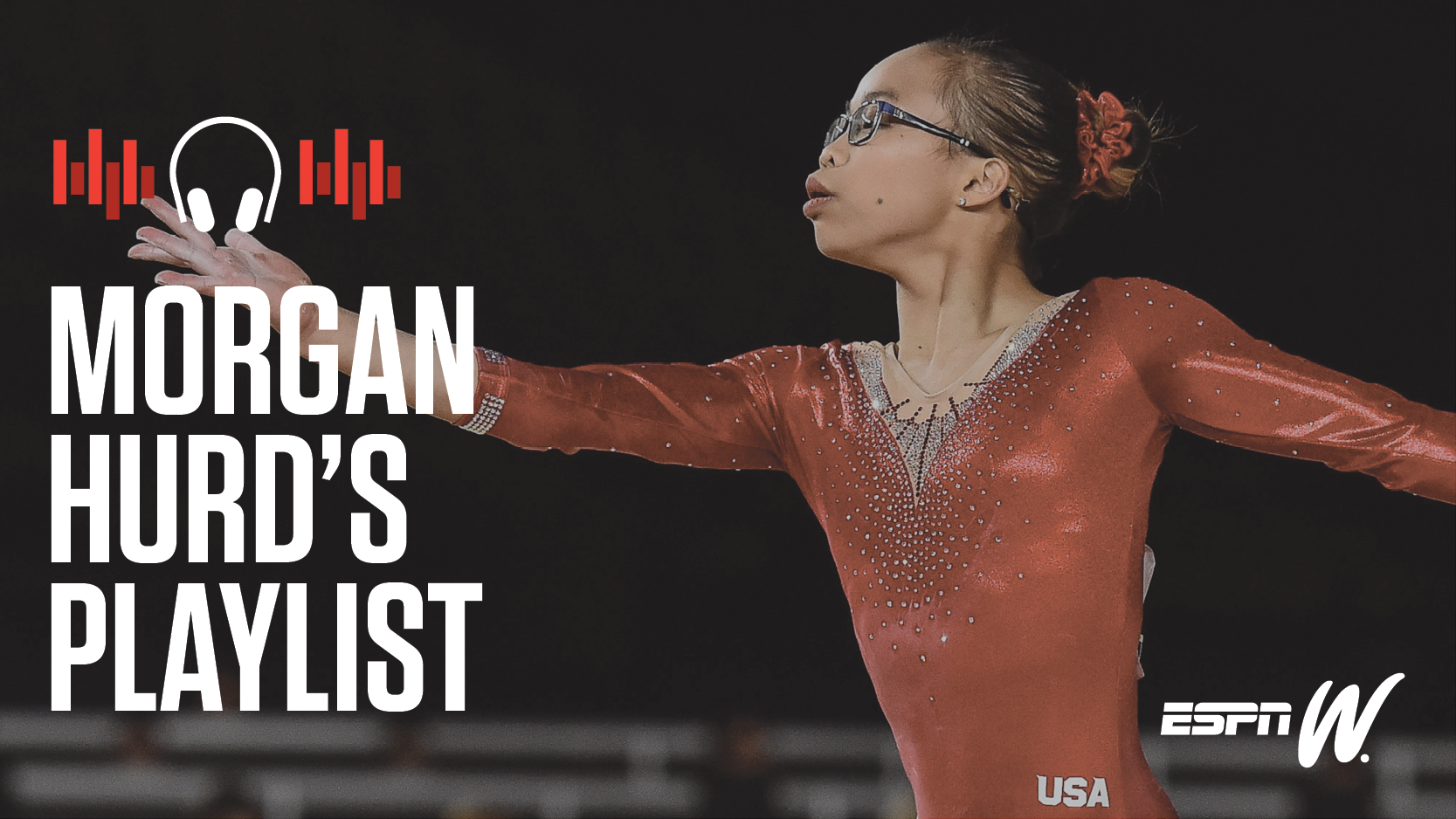 espnW Spotify Playlist - Morgan Hurd