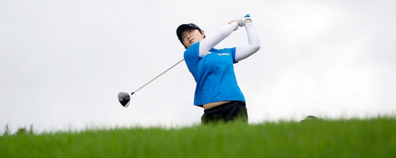 Eun-Hee Ji produced a consistently productive third round at the Taiwan Championship.