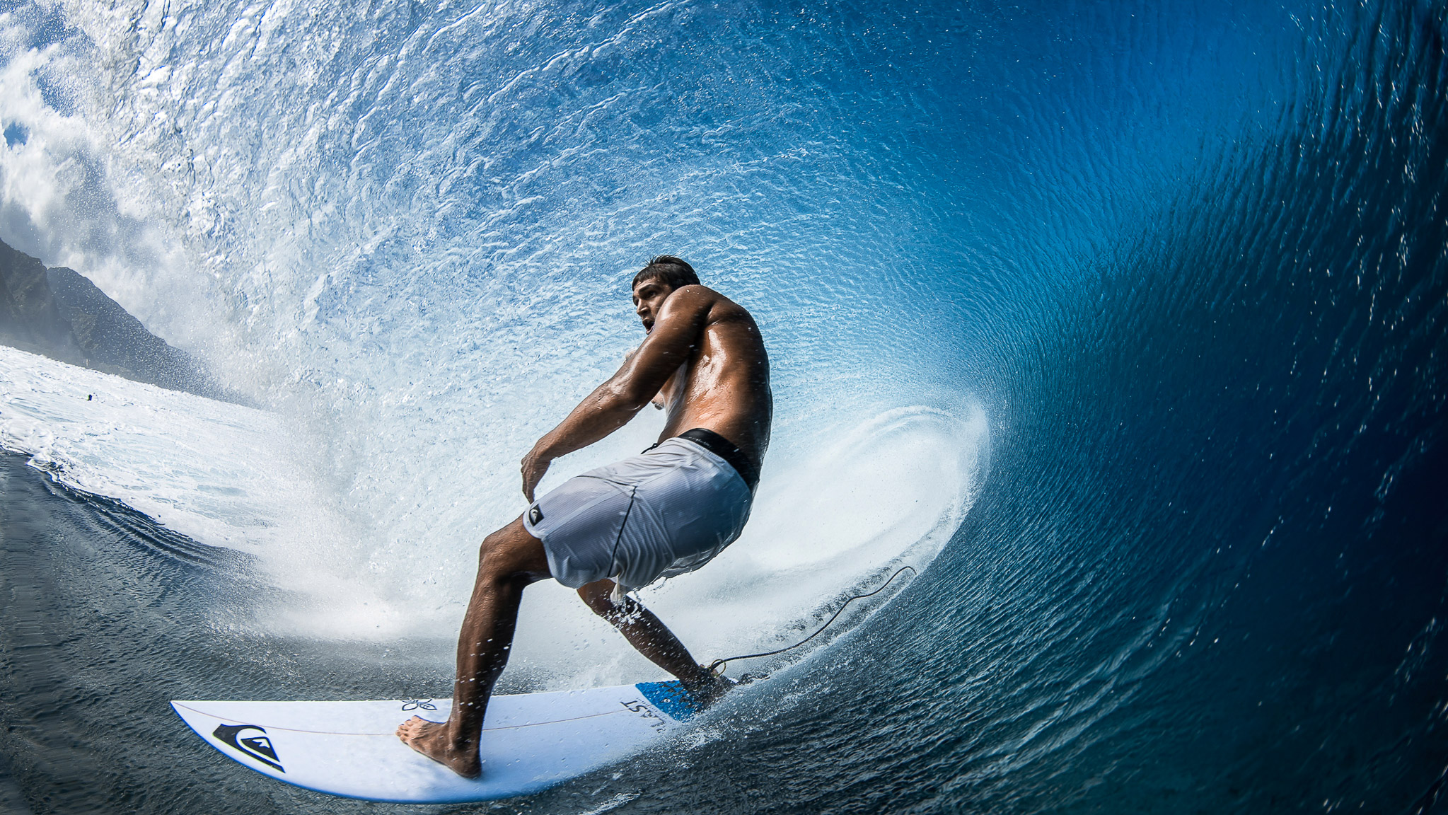 Tikanui Smith, Tahiti