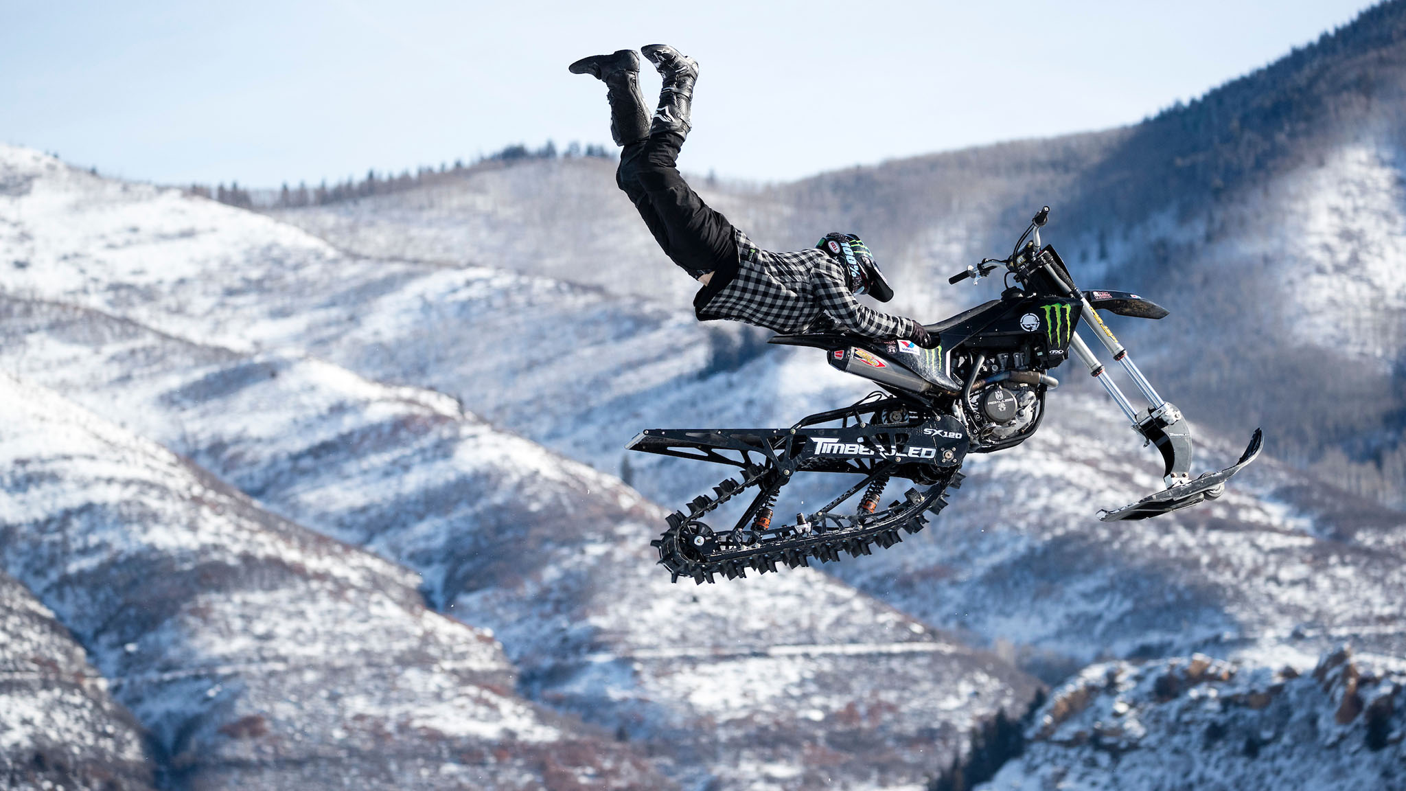 New for X Games Aspen 2018 is the addition of SnowBike Best Trick.