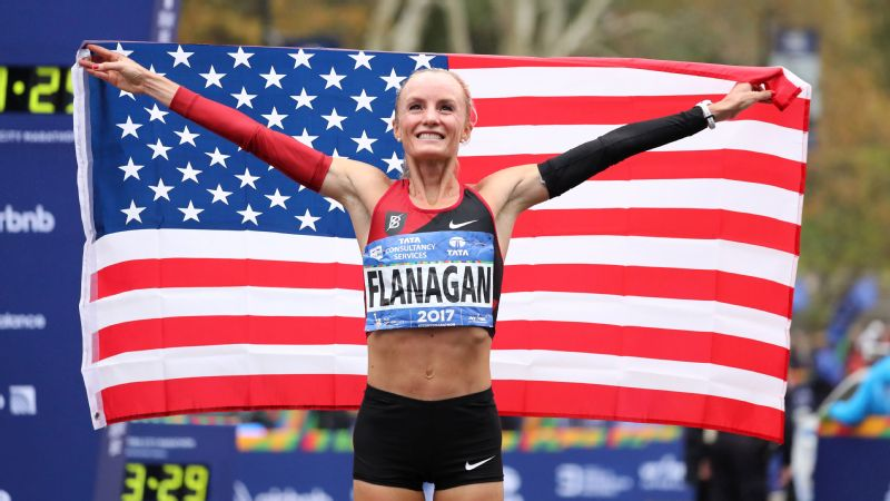 Shalane Flanagan came, saw and conquered the New York City Marathon.