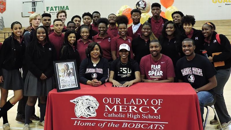 Morgan Jones, Florida State