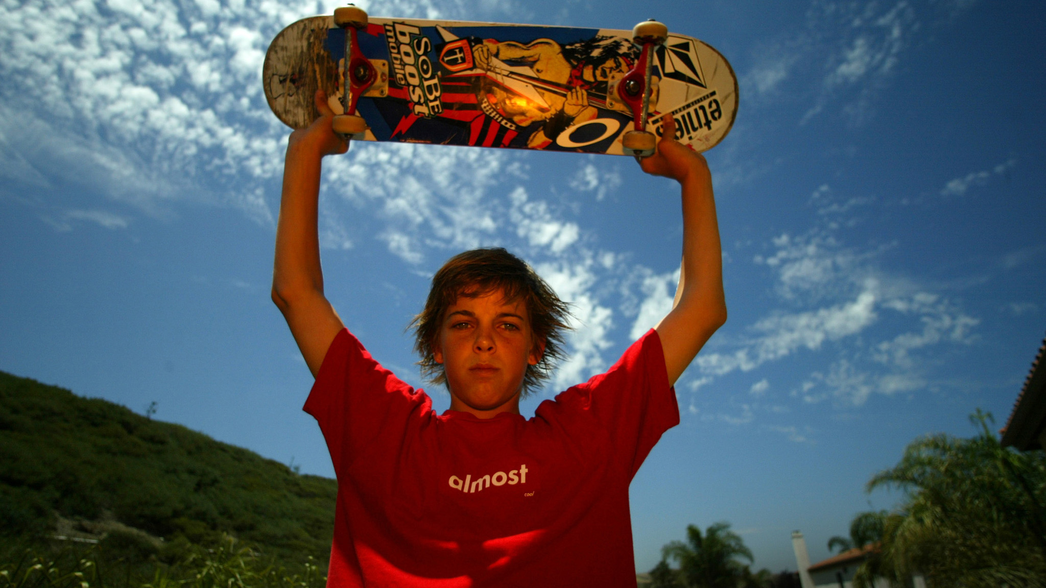 From 2007-2008, Sheckler starred on the MTV show 'Life Of Ryan,' but the demands of fame ultimately overshadowed his love for skateboarding.