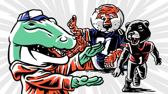 College Football Rivalry Week