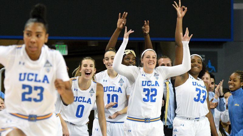 UCLA bench
