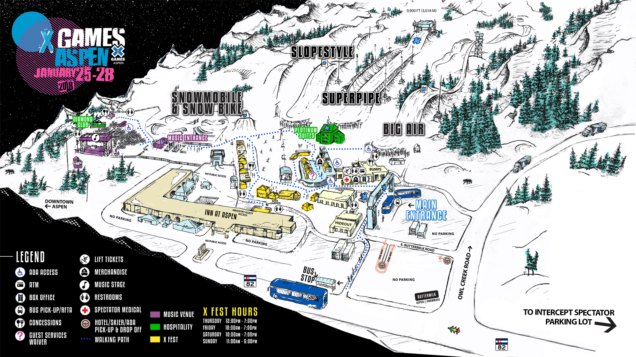 X Games Aspen 2020.X Games Aspen 2018 Frequently Asked Questions Faq