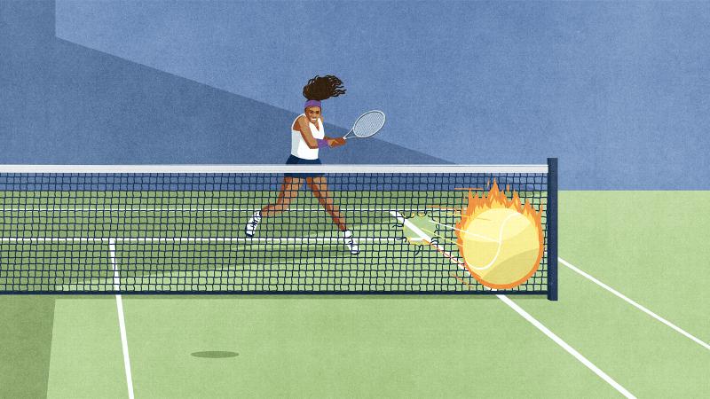 espnW Women of Impact - Serena