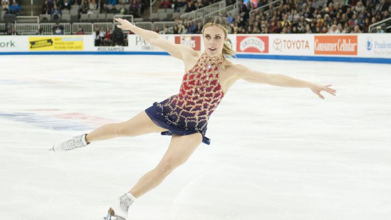 Ashley Wagner, a former Olympian who served as an alternate to Team USA in Pyeongchang, says she wants to increase access to figure skating for young girls.