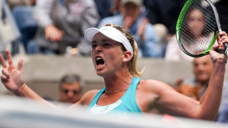 CoCo Vandeweghe says one of the biggest misconceptions about her is that she's arrogant.