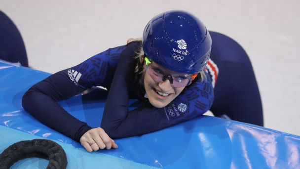 Elise Christie goes into her Winter Olympics campaign as a double world champion and world record holder, but is conscious of the unpredictable nature of her event. I just need to get it right on the day, not get any bad luck and I'll be fine.