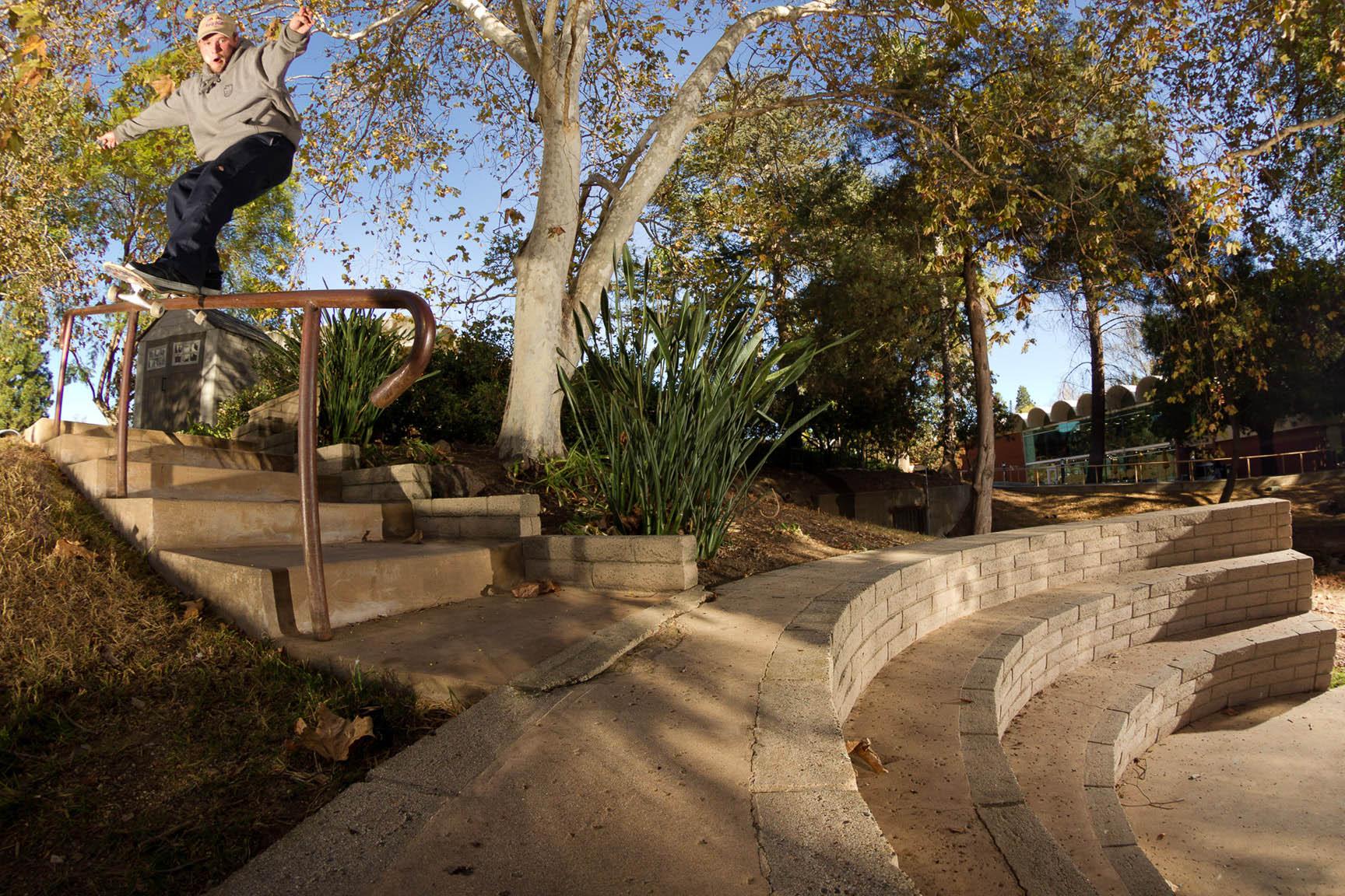 Jamie Foy, Northridge, California