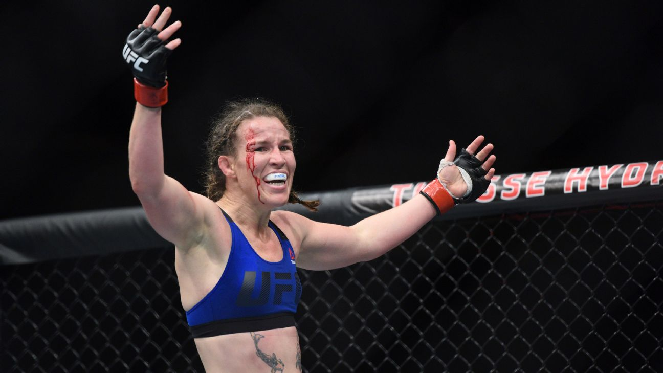 Bantamweight Leslie Smith plans to pursue legal action against the UFC.