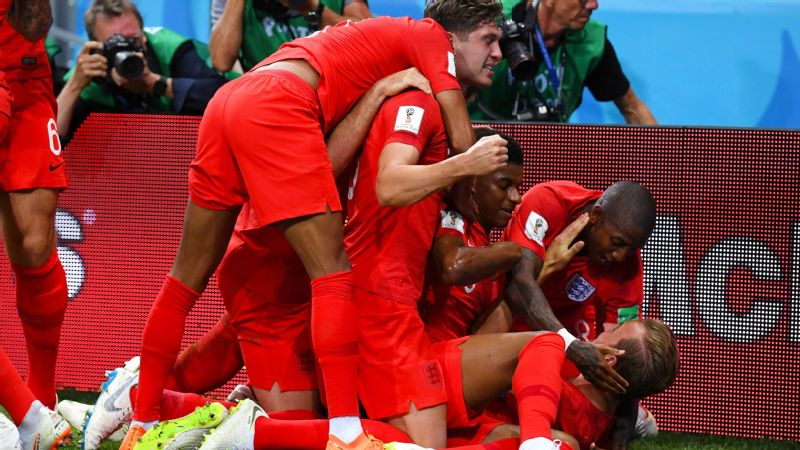 England Celebration