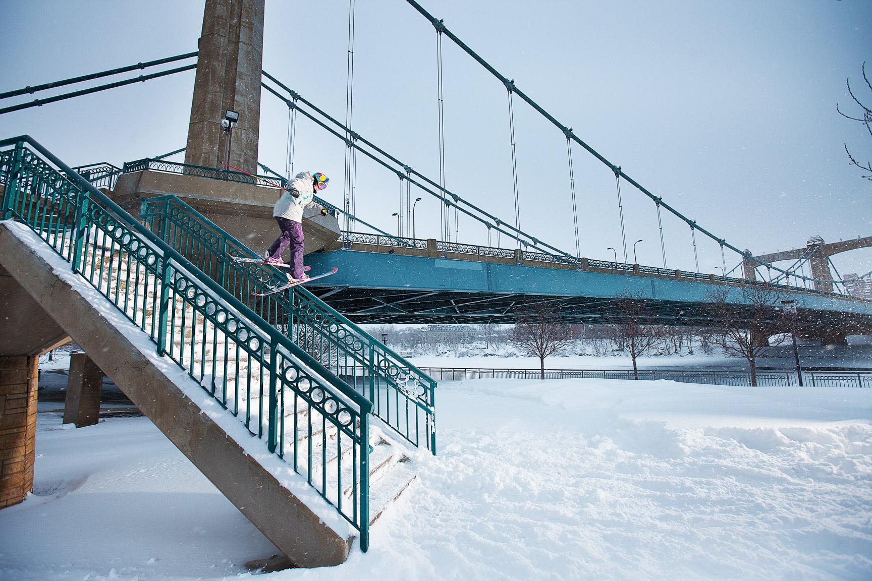 Grete Eliassen, Minneapolis, Minnesota