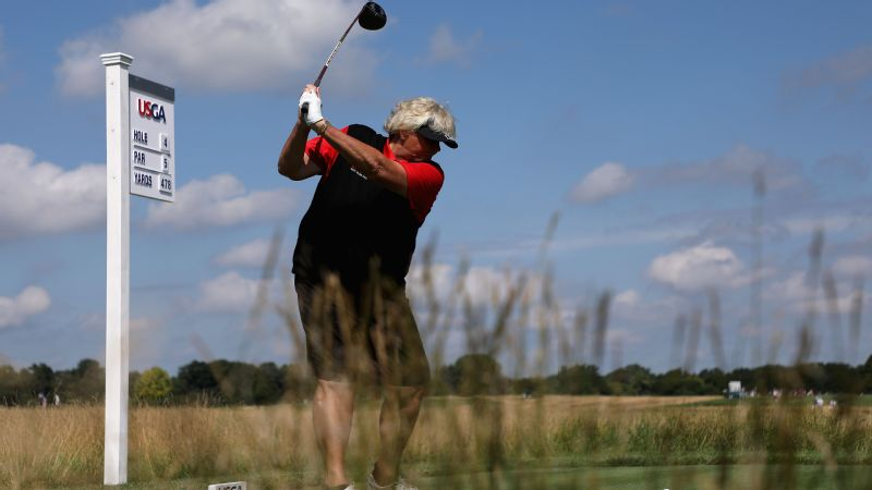 Laura Davies went virtually unchallenged in Sunday's final round of the inaugural U.S. Senior Women's Open, claiming the title by 10 strokes over Juli Inkster.