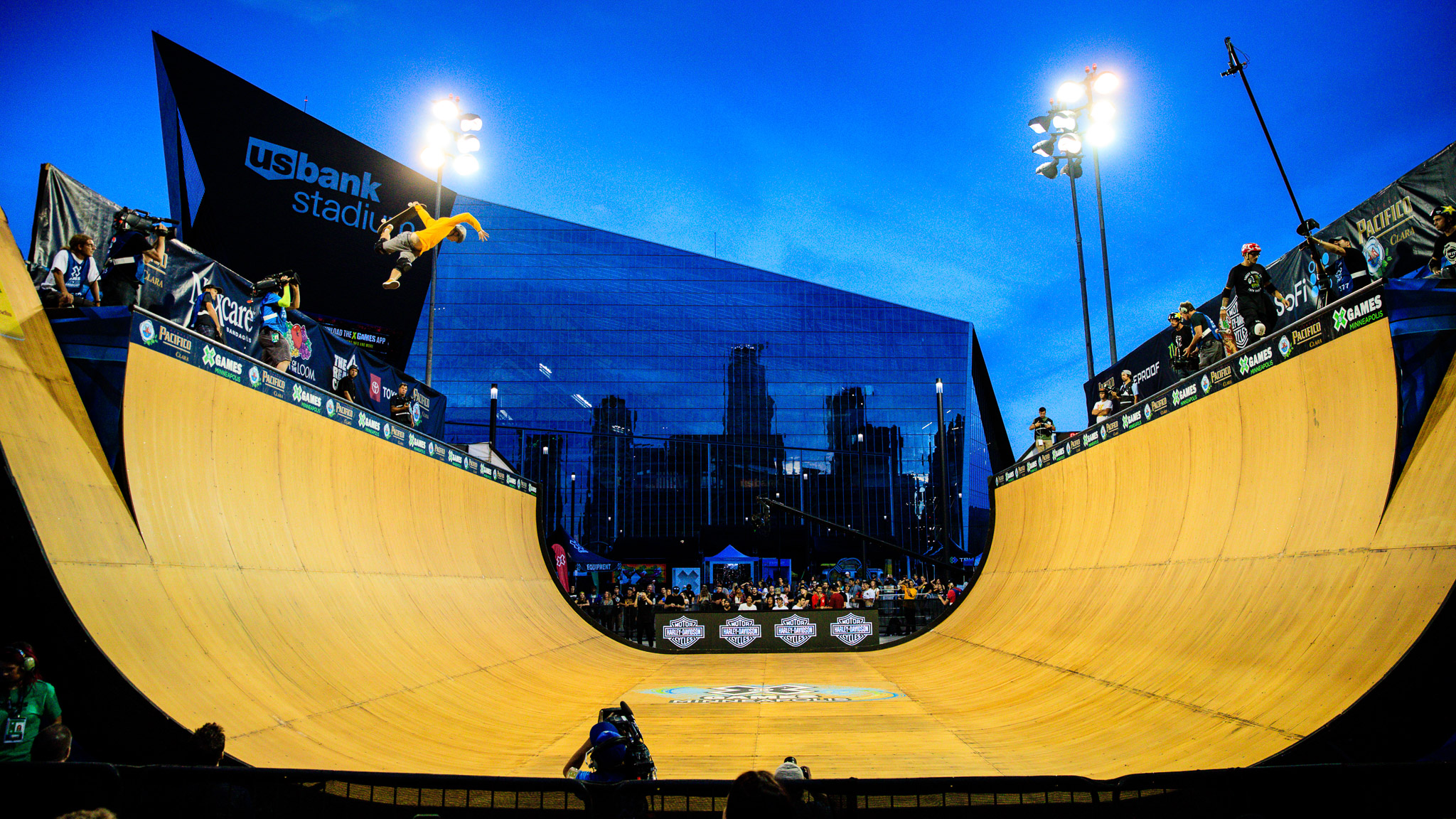 Welcome to X Games Minneapolis 2018