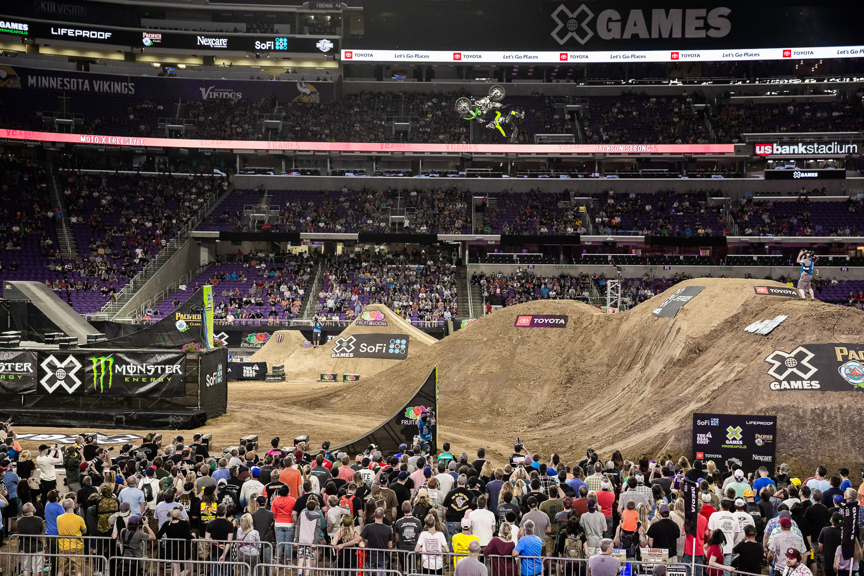 Jackson Strong, Moto X Freestyle final