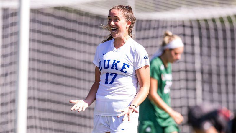 Ella Stevens, MF/F, Duke