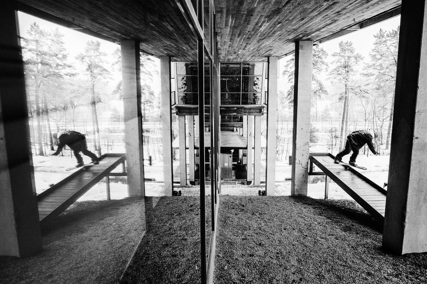 Halldór Helgason, Sweden