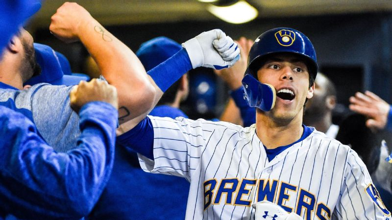 Can the Brewers expect another year like 2018 from Christian Yelich & Co.?