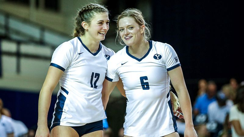 BYU volleyball