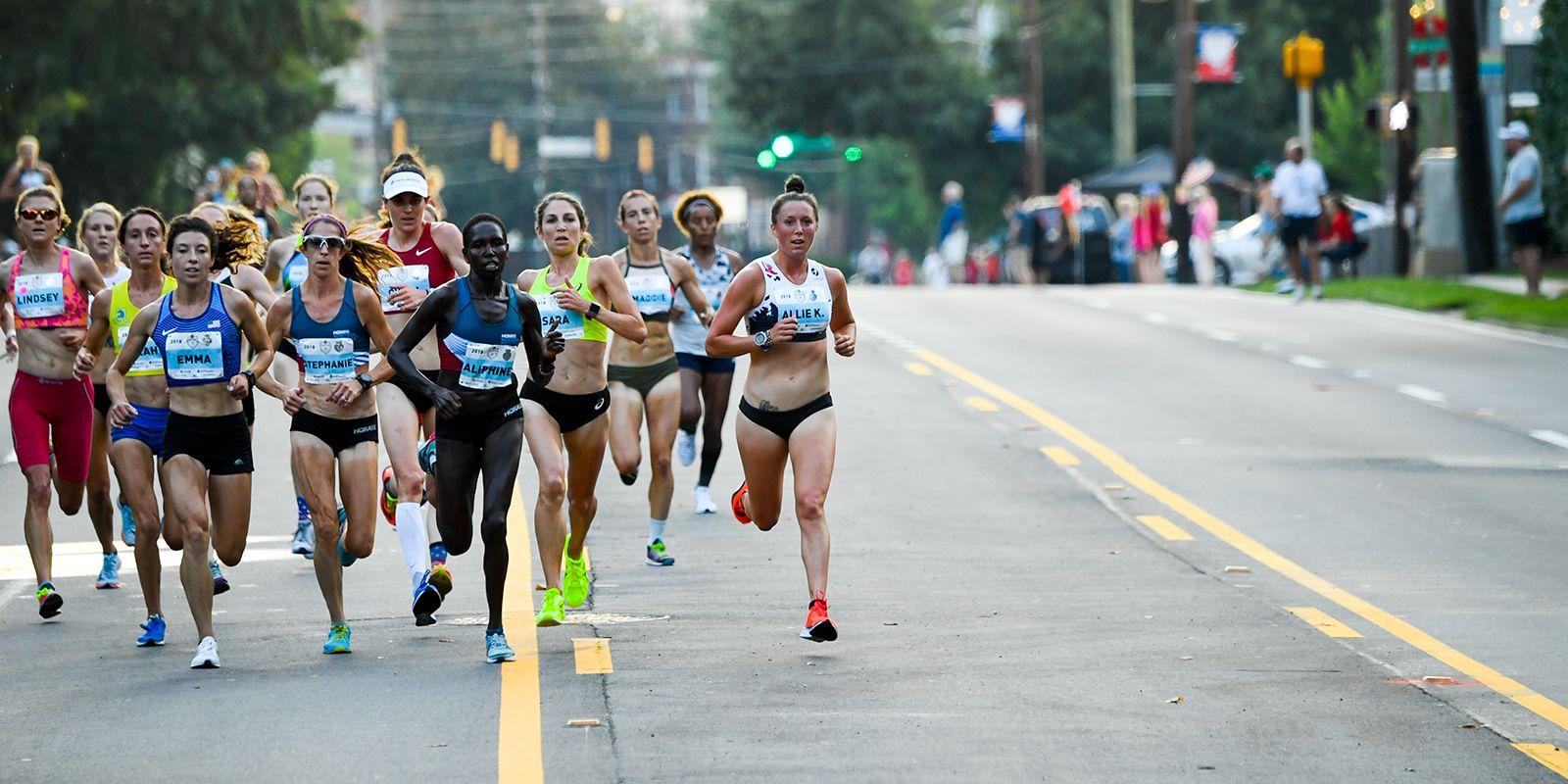 2018 New York Marathon is the race of a lifetime for Allie Kieffer