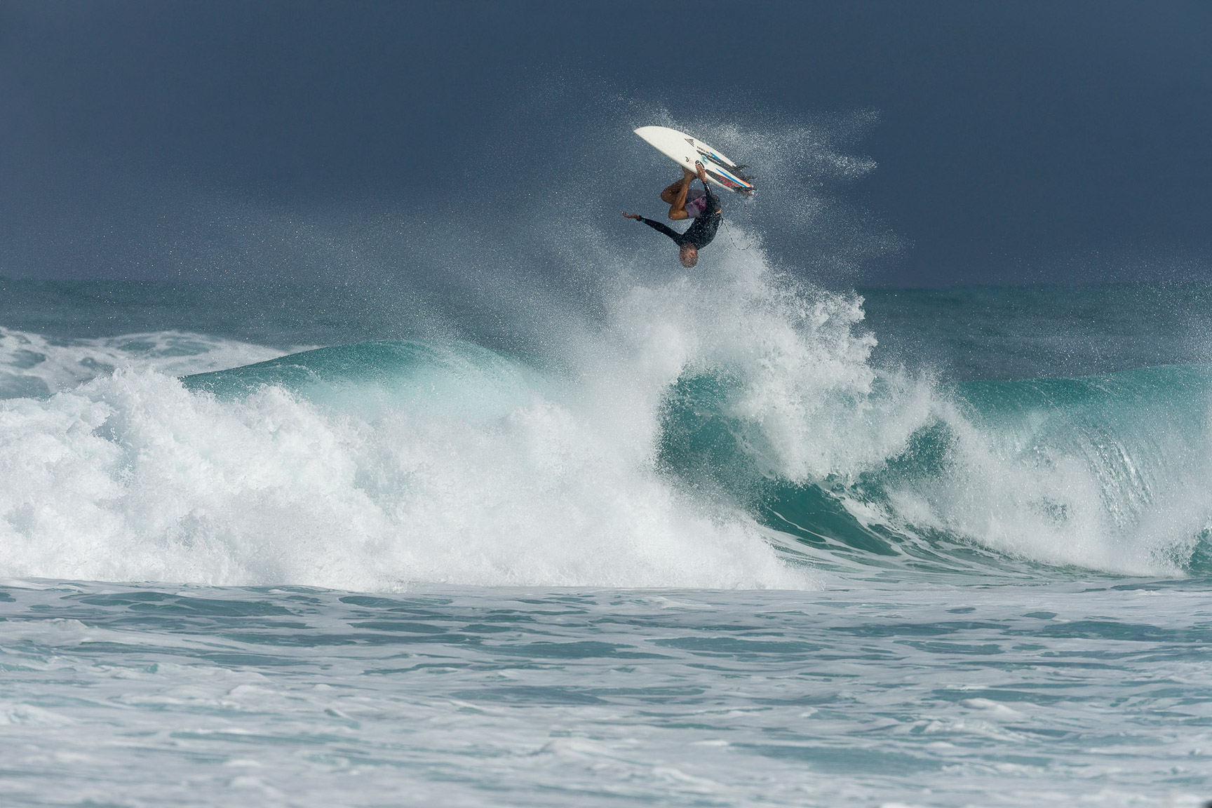 Flynn Novak, Rocky Point, Hawaii