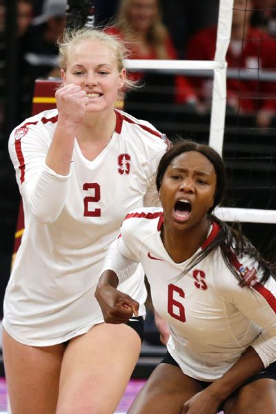Kathryn Plummer and Tami Alade
