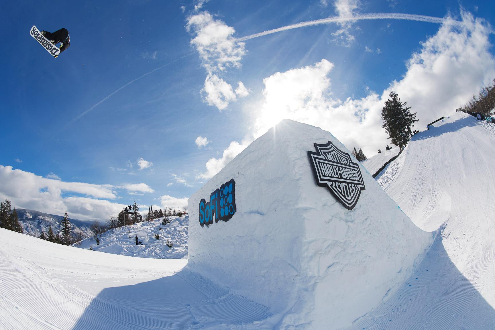 Kyle Mack, Men's Snowboard Slopestyle Elim