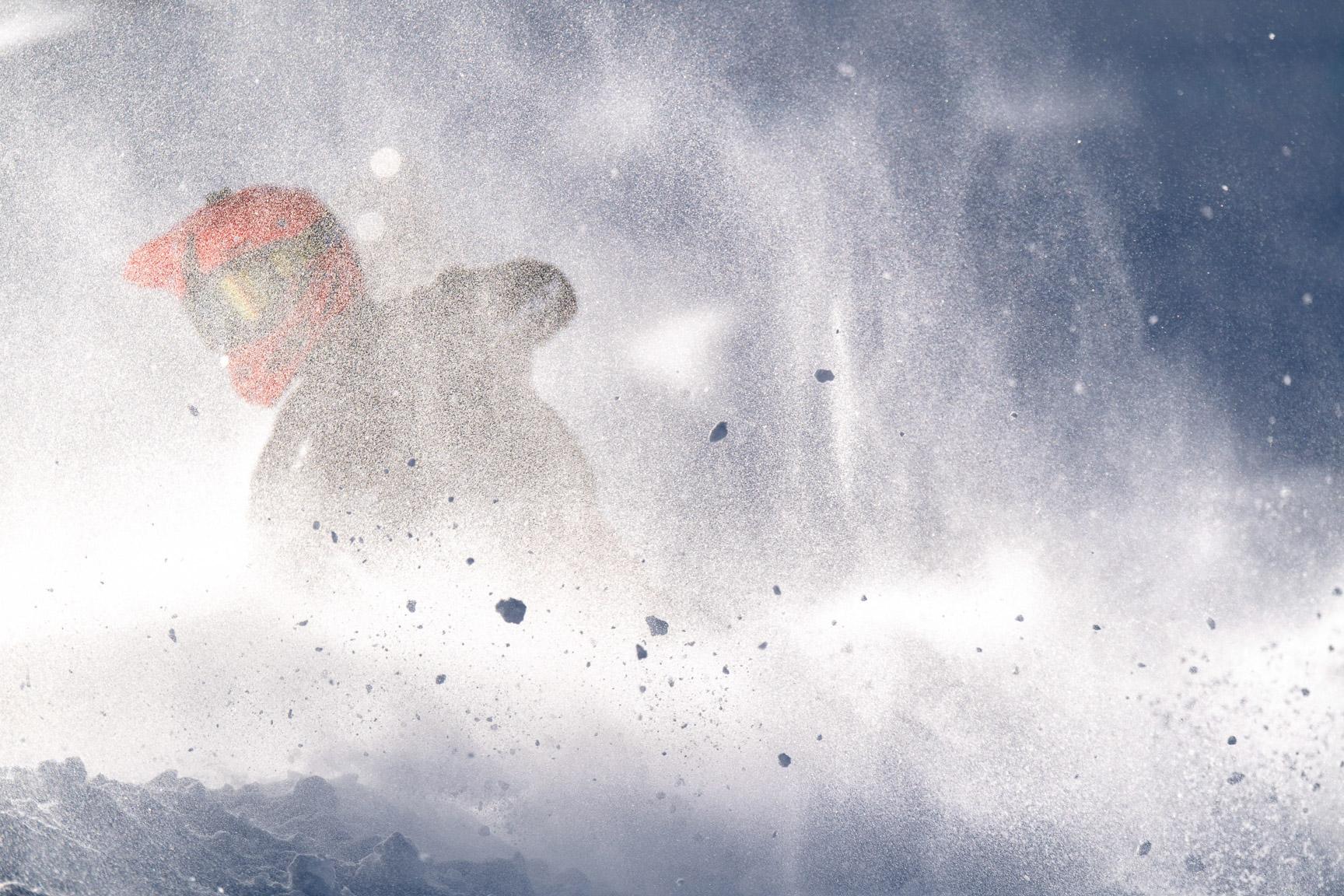 Seth Fischer, Snow BikeCross