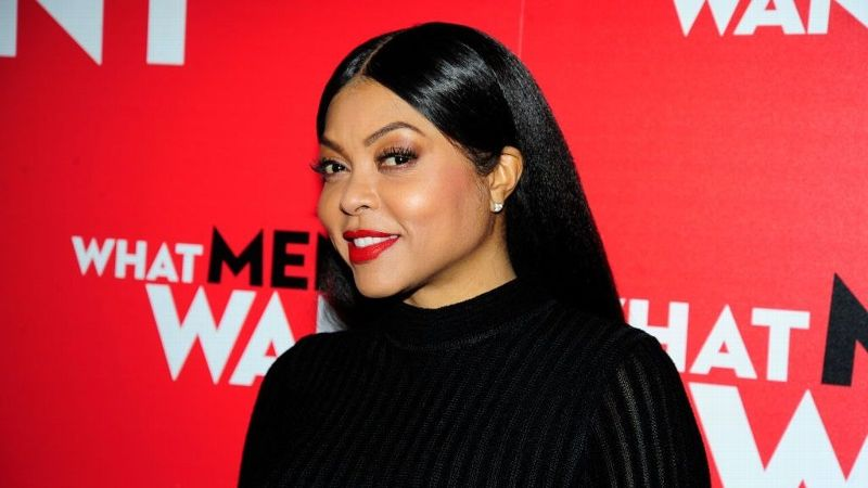 Taraji P. Henson plays a sports agent who gains the ability to read mens minds in What Men Want.