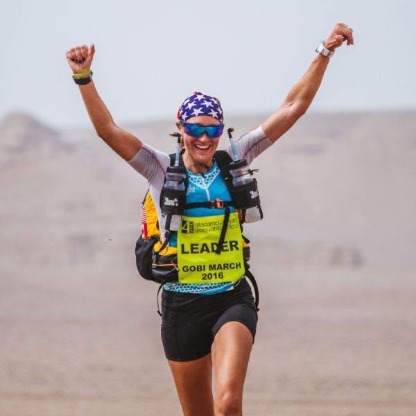 In 2016, Mariash won the 4 Deserts Gobi March in the Gobi Desert -- checking off Asia from her list of continents.