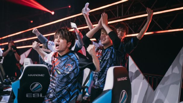 The Siege team has made it to two semifinals during the pro circuit this year and has confidence to match its achievements.