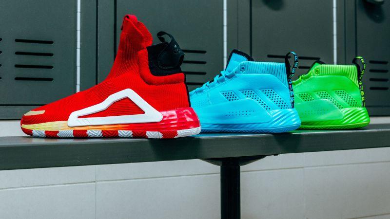 McDonald's shoes