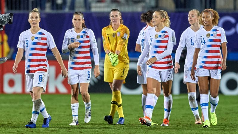 With about three months until FIFA Women's World Cup kicks off, 28 members of the current U.S. women's national team player pool joined in a federal lawsuit against U.S. Soccer alleging gender discrimination.